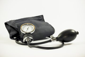 merjenje krvnega tlaka